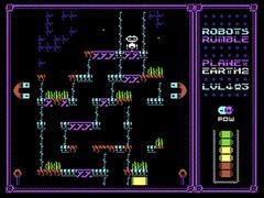 Robots Rumble - C64