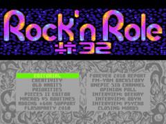 Rock'n Role #32