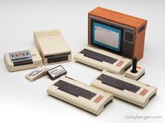 VIC20- Papercraft