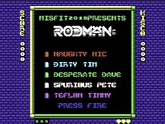 RodMän - C64