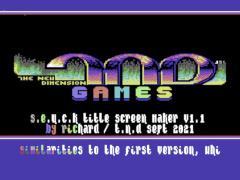 S.E.U.C.K Title Screen Maker - C64