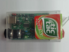 SIDBlaster Tic Tac