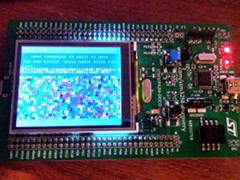 C64 - STM32F429 Discovery