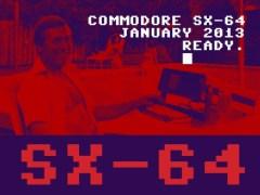 Commodore SX-64 party