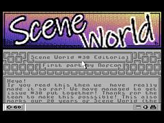 Scene World magazine #30