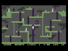 Shadow Switcher - C64