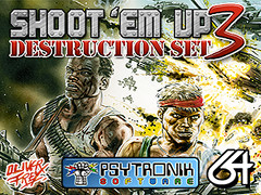 Shoot em up Destruction Set 3 - C64