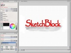 SketchBlock v3.2 - Amiga