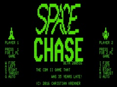 Space Chase - CBM II