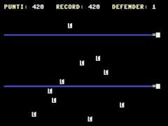 Space Defender - Plus/4