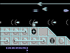 Space Fighter 1 - C64