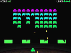 Space Invaders - AmigaOS 4.1