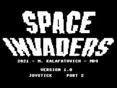 Space Invaders - C64
