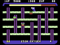 Space Panic - C64