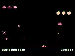 Spider Fighter - C64