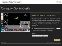Sprite Castle - Pitfall