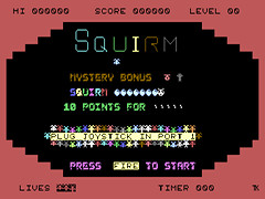 Squirm 16 - Plus/4