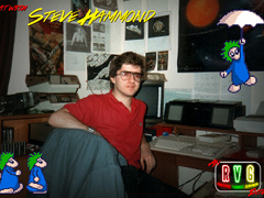 Steve Hammond interview