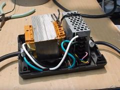 Steve Remote - C64 zasilacz