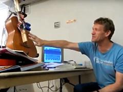 Steve Smit - C64 robot guitar
