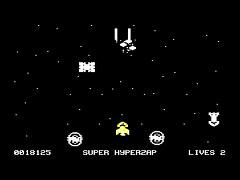 Super Hyperzap - C64