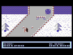 Super Toboggan Challenge - C64