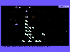 Swarm - C64