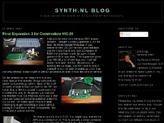 Synth.nl Blog