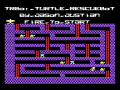 TRBo: Turtle RescueBot - VIC20