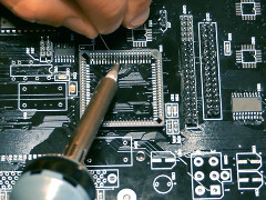 TechJump - A4000 new motherboard