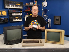 The 8-Bit Guy - 80 Kolommen op de C64