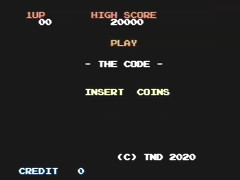 The Code - C64