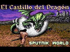The Dragon's Castle - C64