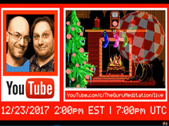 The Guru Meditation - Christmas special 2017