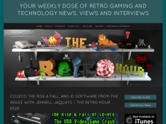 The Retro Hour - Video game piracy