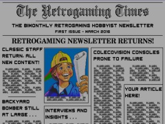 The Retrogaming Times #25