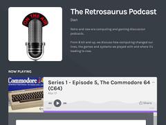 The Retrosaurus Podcast - C64