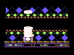Toilet Paper Stacker - C64