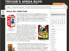 Trevor's Amiga Blog
