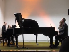 Turrican with two pianos