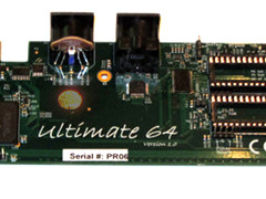 Ultimate64 - Firmware 1.20