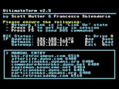 UltimateTerm v2.5 - C64 (Ultimate)