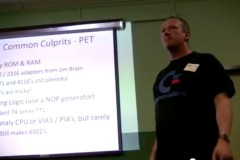 Commodore 8 Bit Repair - VCF 2012