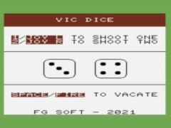 VIC Dice - VIC20
