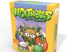 Vegetables Deluxe - C64