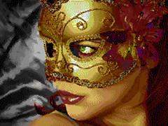 Venice Carnival - Plus/4