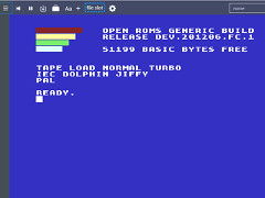 VirtualC64 web
