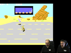 Virtual Dimension - Road Runner C64