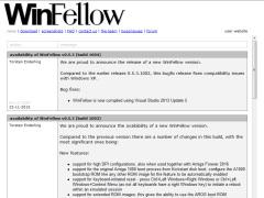 WinFellow v0.5.8