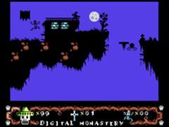 Zombie Calavera Prologue - C64